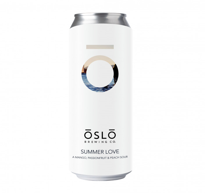 Oslo Brewing Company 500 ml Summer Love Can